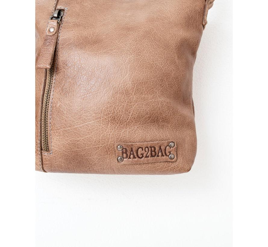 Bag2Bag Gran Grijs