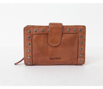 Bag2Bag Bag2Bag La Fe Portemonnee Limited Edition Brown
