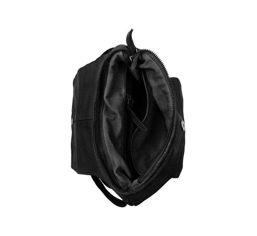 Harrington Road Backpack Zwart