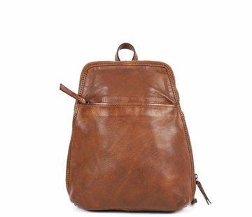 Bear Design Bear Design Cow Lovato Backpack Cognac