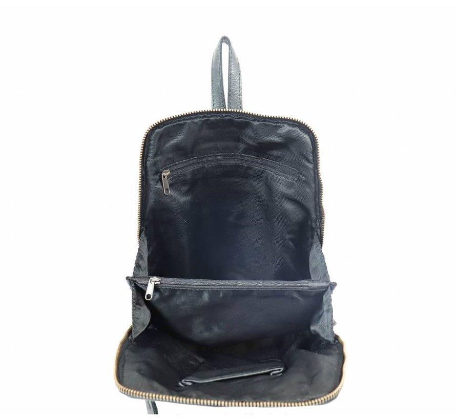 Cow Lovato Backpack Zwart