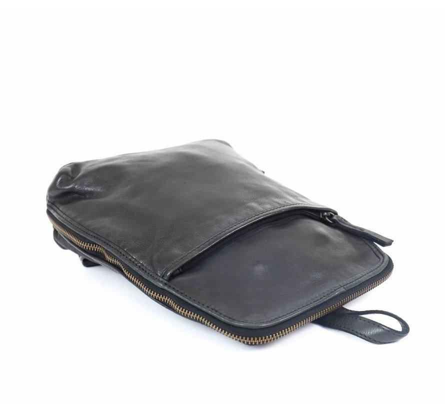 Bear Design Cow Lovato Backpack Zwart