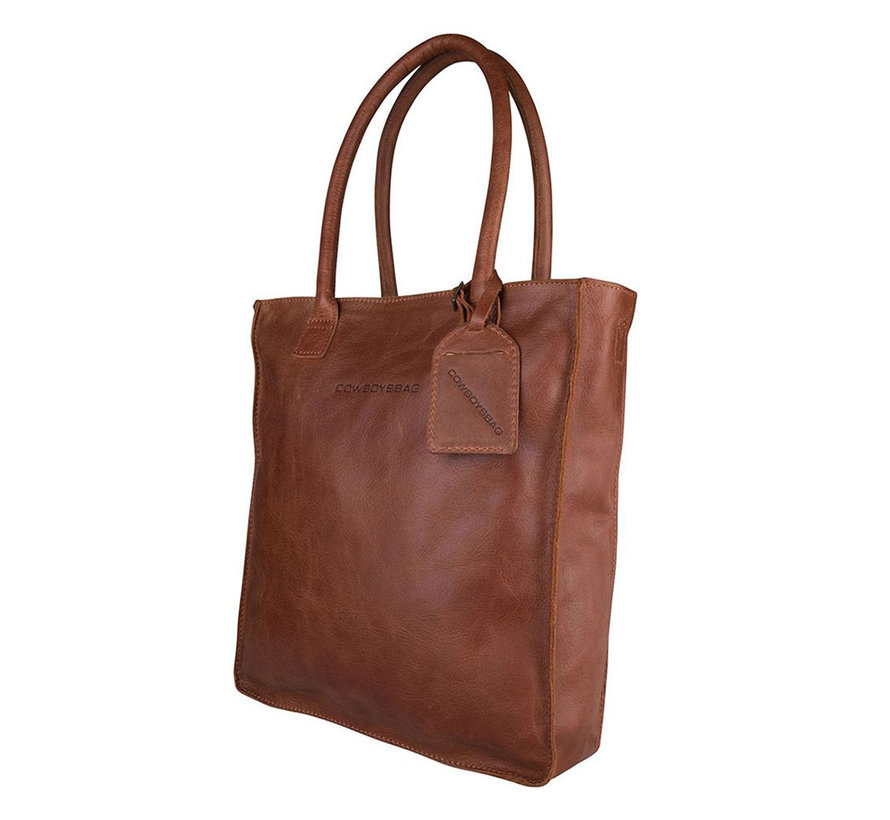 Cowboysbag Laptop Bag Woodridge 13,3 inch Cognac