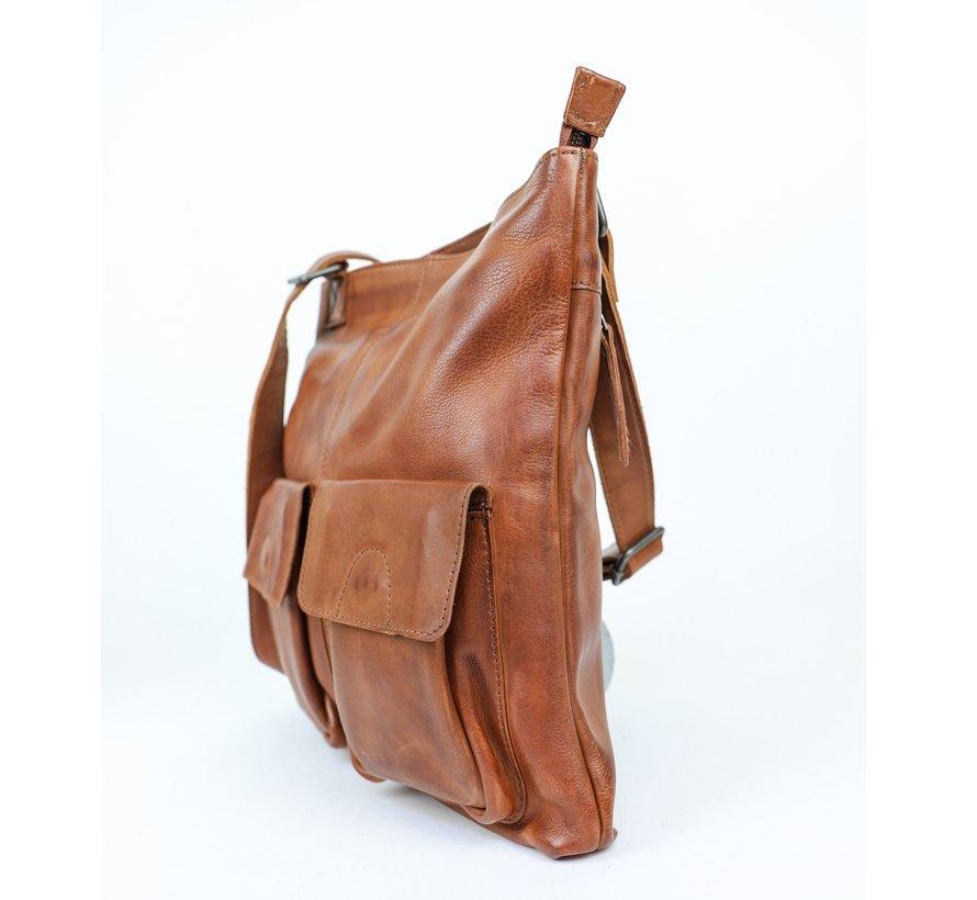 Bear Design Fabia Callisto Pelle Cognac