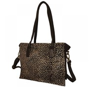 Bear Design Bear Design Shopper Black Dots