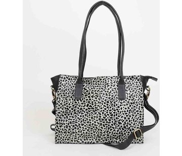 Bear Design Bear Design Shopper White Dots