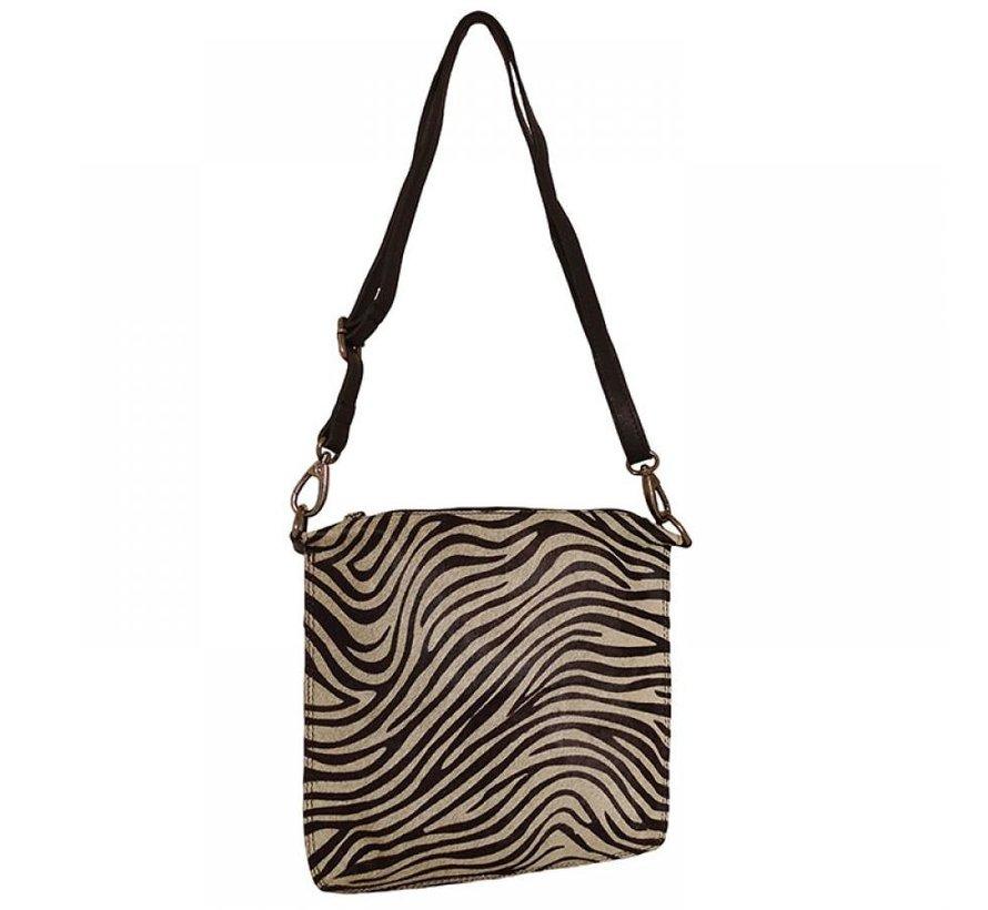 Bear Design Schoudertas Zebra