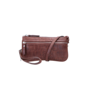 By LouLou / LouLou Essentiels Lou Lou Essentiels Pouch Vintage Croco Brown