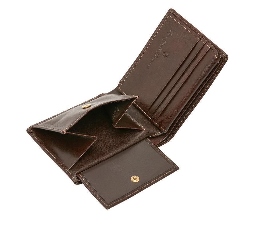 Castelijn & Beerens Portemonnee Giftbox Mocca