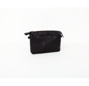 Bag2Bag Bag2Bag Parla Clutchbag Party Collectie Zwart