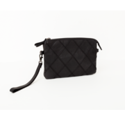 Bag2Bag Bag2Bag Madrid Clutchbag Party Collectie Zwart