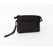 Bag2Bag Bag2Bag Mora Clutchbag Party Collectie Zwart