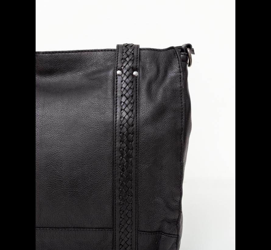 Bag2Bag Elvas Shopper Party Collectie Zwart