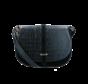 LouLou Essentiels 12CROSSBODY Classy Croc Black