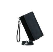 By LouLou / LouLou Essentiels By LouLou SLBXL Portemonnee & Tas Robuste Black