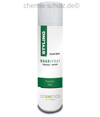 SCHOLZ COSMETIC Haarspray Volumen Spray NORMAL 400 ml
