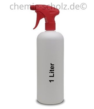 All you can clean Flugrostentferner Red Fire 1 Liter Sprühflasche + 1 Mikrofasertuch