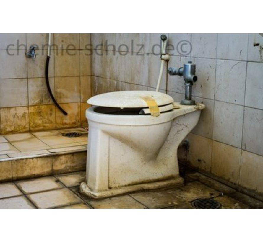 Toilettenduftöl Zitrone 10 L incl. Nachfüllflasche