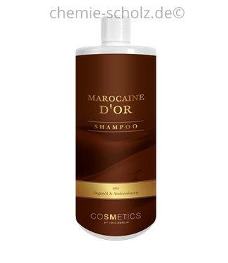 SCHOLZ COSMETIC Shampoo Arganöl & Aminosäuren 1 Liter