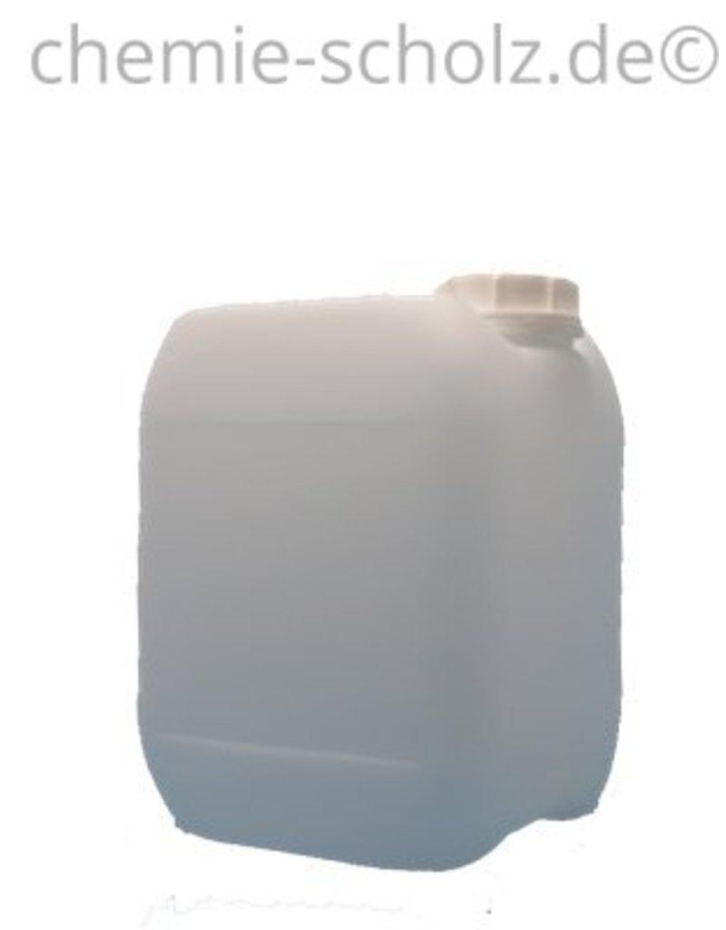 Fatzzo TT Kunststoff Kanister natur 5 Liter mit Schraubverschluss DIN 51