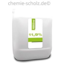SCHOLZ COSMETIC Wasserstoffperoxyd 11,9% 5 L