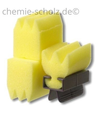 Comair Dauerwelle Fixierschwamm 3er Set