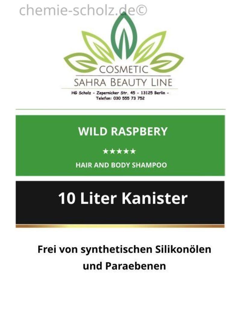 SCHOLZ COSMETIC Wild Raspbery Hair and Body Shampoo