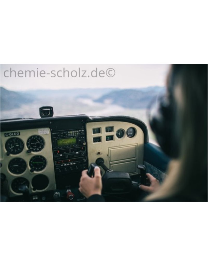 Fatzzo TT Cockpit & Innenraumreiniger mit Frischeduft 1 Liter Sprühflasche