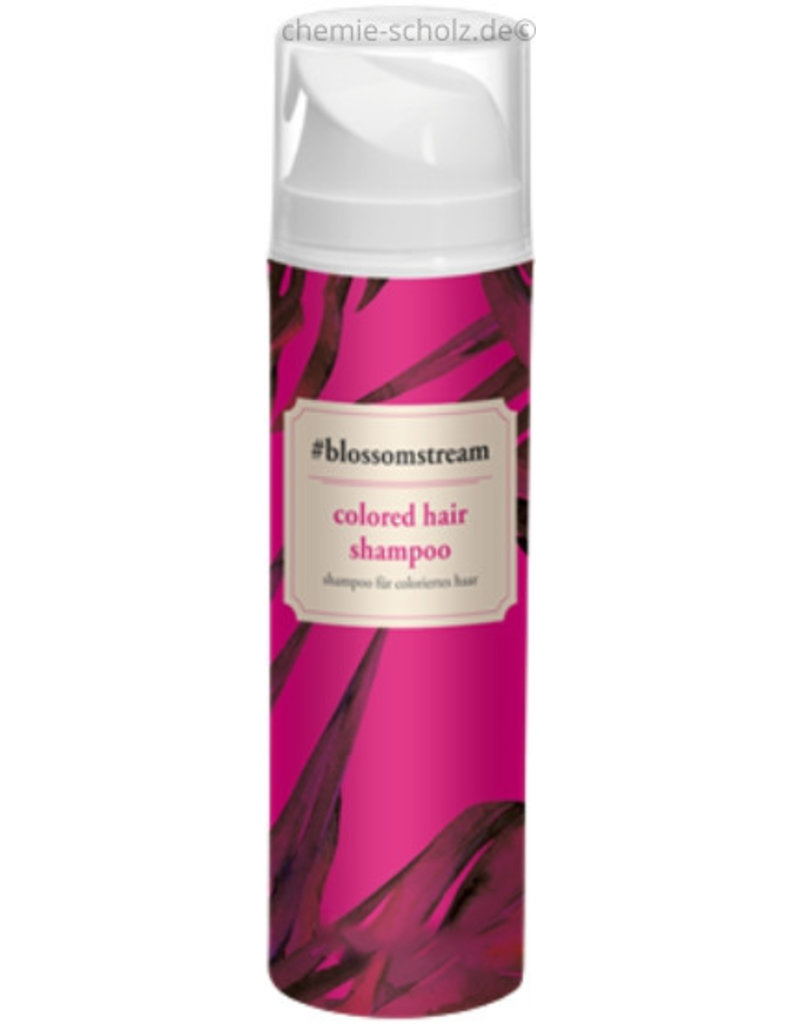 SCHOLZ COSMETIC blossomstream colored hair shampoo 200 ml