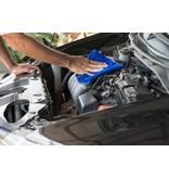 Fatzzo TT Motorenreiniger 5 Liter + 3 Mikrofasertücher + 1 leere Sprüflasche