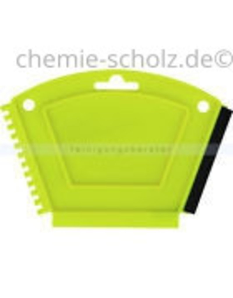Fatzzo TT Eiskratzer mit 3 Arbeitsflächen 3 Stück