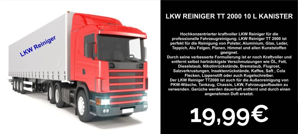LKW REINIGER TT 2000 10 L KANISTER