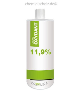 SCHOLZ COSMETIC Cremeoxydant 11,9% 1 Liter Flasche