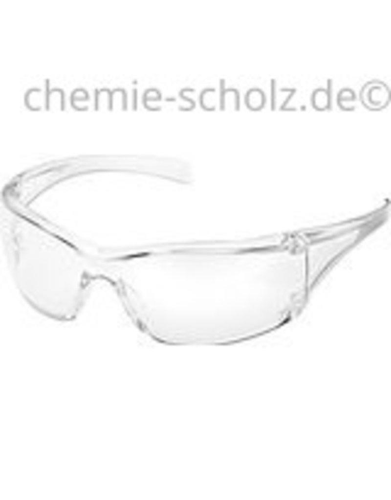 Schutzbrille + Schutzhandschuhe