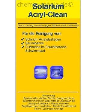Fatzzo TT Solarium-Acryl Clean 10L incl. Nachfüllflasche