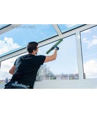 Fatzzo TT Glas-Spiegel-Fensterreiniger 10 L mit Salmiakgeist incl. Leerflasche