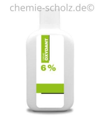 SCHOLZ COSMETIC Cremeoxydant 6% 1 Liter Flasche