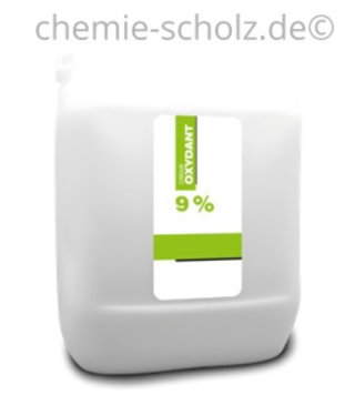 SCHOLZ COSMETIC Cremeoxydant 9% 5 Liter Kanister