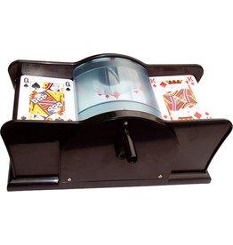 BUFFALO Kaartschudmachine handmatig