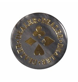 BUFFALO Dealer Button Deluxe 6cm