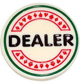 BUFFALO Dealer Button