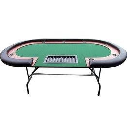 BUFFALO Pokertafel High Roller zwart