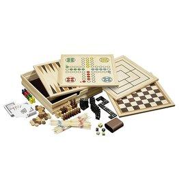 PHILOS houten game set Compendium 10 - medium