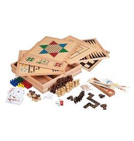 PHILOS houten game set Compendium 100 - Premium