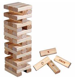 PHILOS Timber Action - houten vallende toren