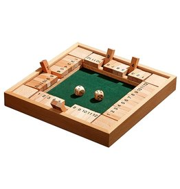 PHILOS Shut the Box 12 4 speler 245x245 mm