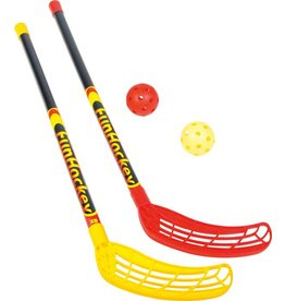 BANDITO Hockey fun stick (2st.) ball (2st.)