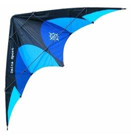 BUFFALO Sportvlieger Elliot Delta 160cm blauw/zwart