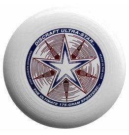 DISCRAFT Frisbee Ultrastar wit 175 gram