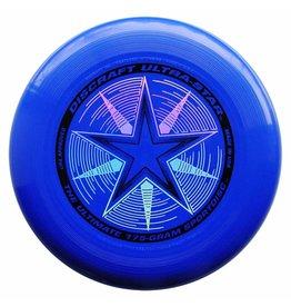 DISCRAFT frisbee Ultra Star Royal Blue 175gr